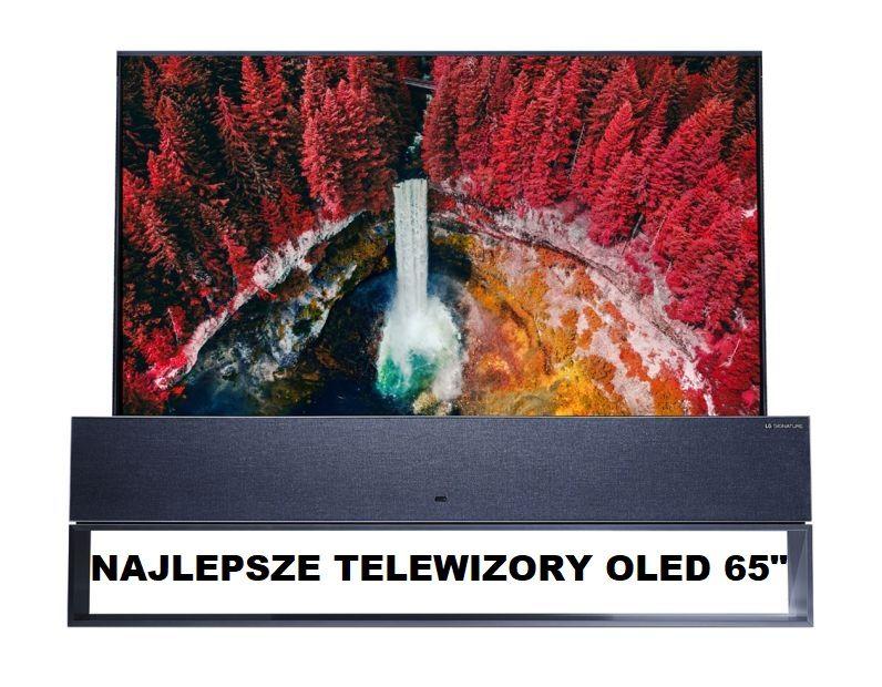 Jaki telewizor OLED 65 cali