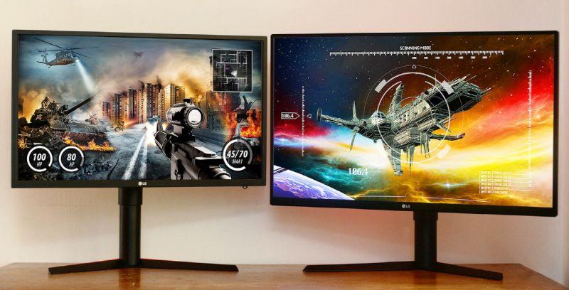 Monitory gamingowe