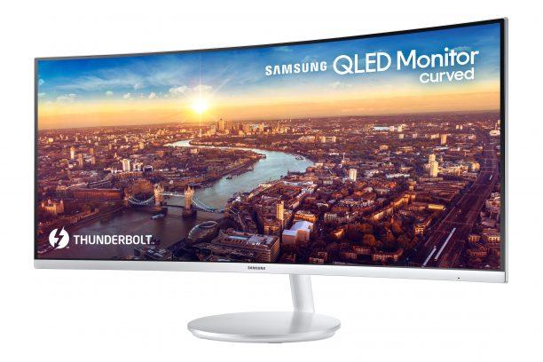 Pierwszy zakrzywiony monitor Samsung