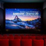 Samsung: kino Cinema LED 3D