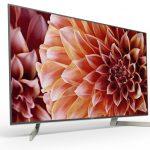 Sony XF90: galeria TV 4K