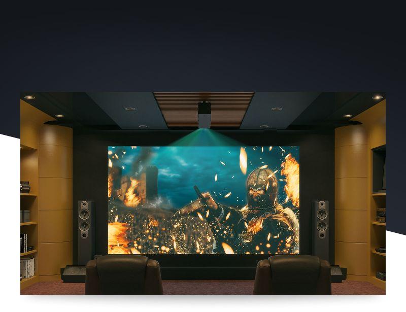 Nowy projektor 4K UHD