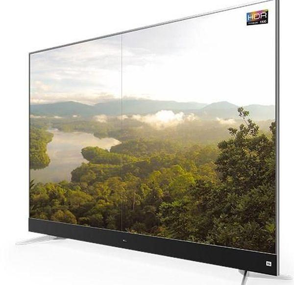 TCL ogłasza nowe telewizory