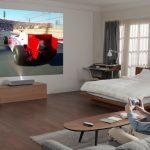 LG CineBeam Laser 4K: nowy projektor nadchodzi