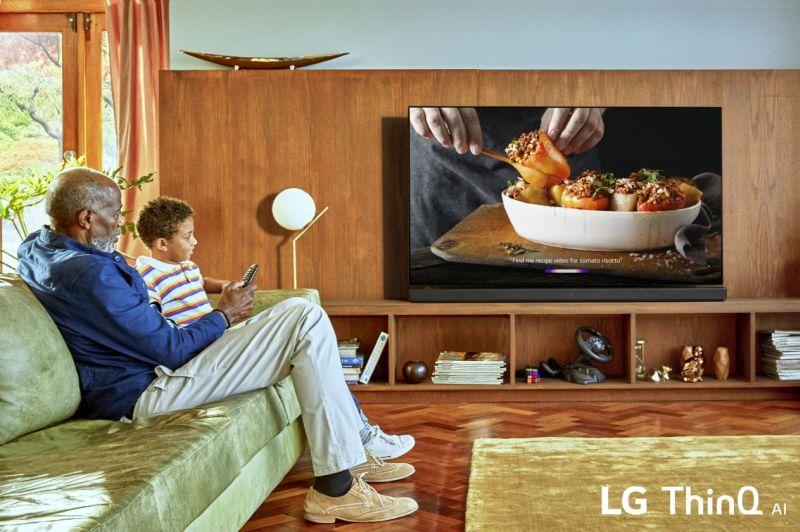 Nowe telewizory LG