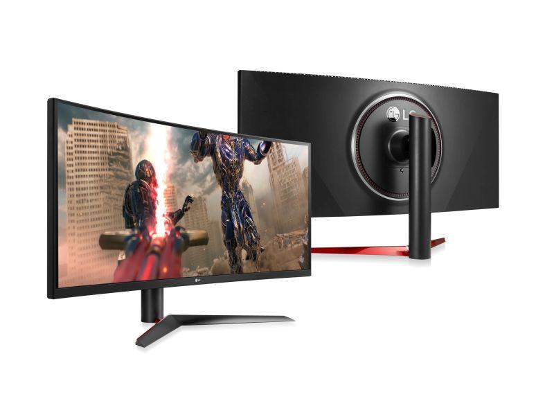 Monitory LG UltraWide