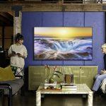 Samsung QLED Q85: TV do filmów, sportu i gier