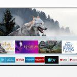 Samsung Smart TV działają z Apple TV i AirPlay 2