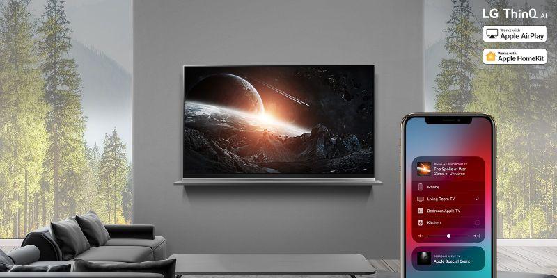 Telewizory LG OLED i NanoCell