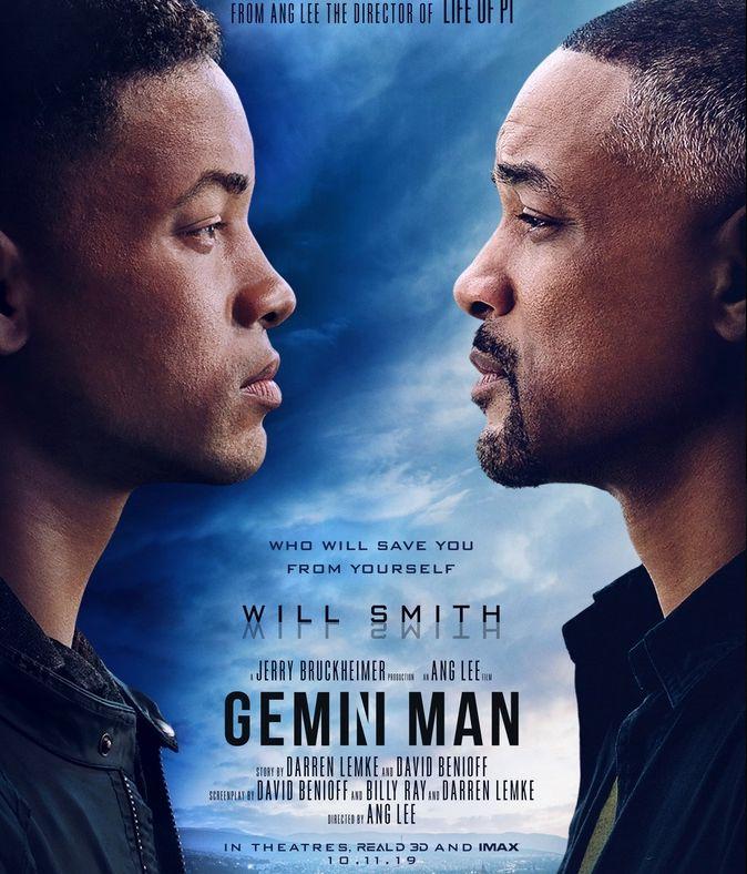 Bliźniak (Gemini Man): recenzja