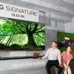 Pierwszy telewizor LG OLED 8K sprzedany