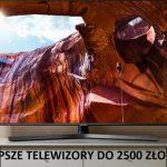 Jaki telewizor do 2500 złotych? (lipiec 2021)