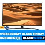 Black Weeks: najlepsze promocje na telewizory