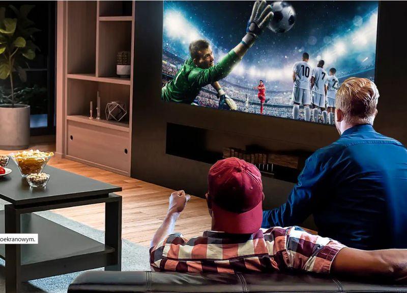 Jaki telewizor Dlaczego potrzebujesz większego ekranu75 cali