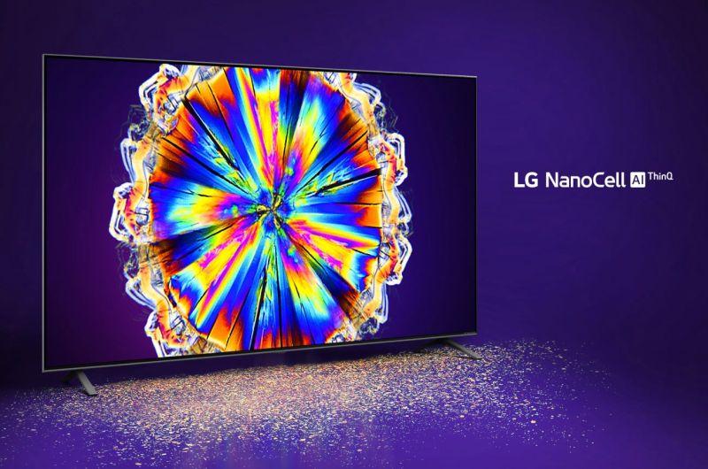 Jaki telewizor LG Nanocell