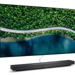 LG OLED WX | galeria telewizorów OLED