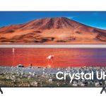 Samsung UE65TU7102: znamy ceny