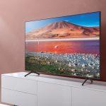 Samsung UE55TU7122: zobacz nowy telewizor 4K