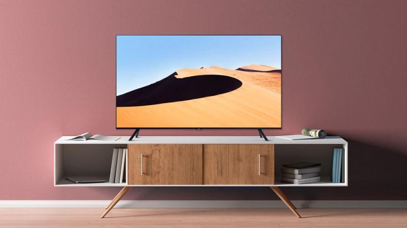 Chcesz przetestować telewizor Samsung?