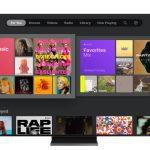 Samsung Smart TV z Apple Music
