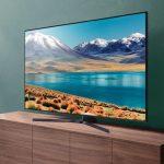 Samsung UE55TU8502: nowy telewizor już w Euro
