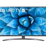 LG UN74003LB: nowe telewizory 4K