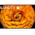 LG UN85003: nowe telewizory 100 Hz