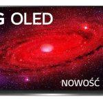 LG OLED55CX3: sprawdź cenę telewizorów OLED