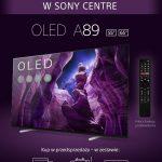 Kup Sony OLED A89 i odbierz vouchery