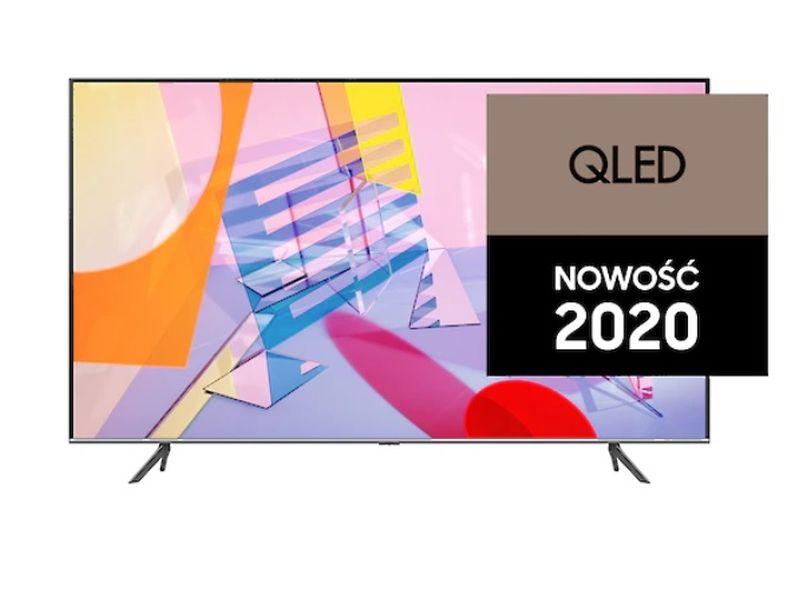 Samsung QLED QE55Q67TAU: test