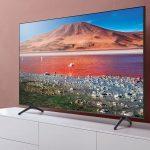 Samsung UE50TU7002: test telewizora 4K