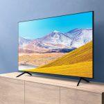 Samsung UE55TU8002K: test telewizora 4K