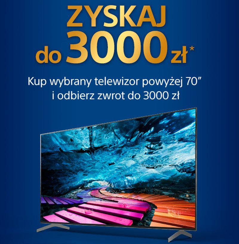 Kup telewizor i zyskaj