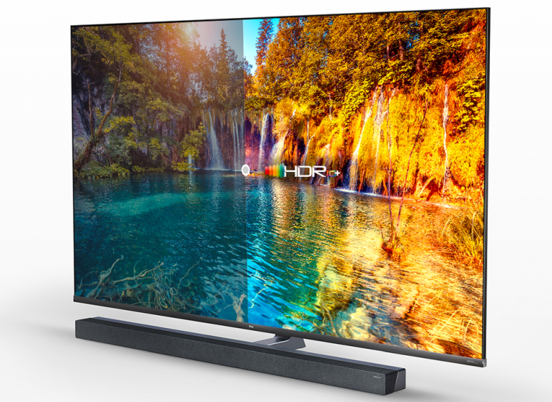 TCL 65X10: test telewizora