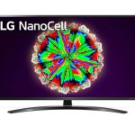 LG 55NANO79: 55-calowy telewizor 4K w mega promocji