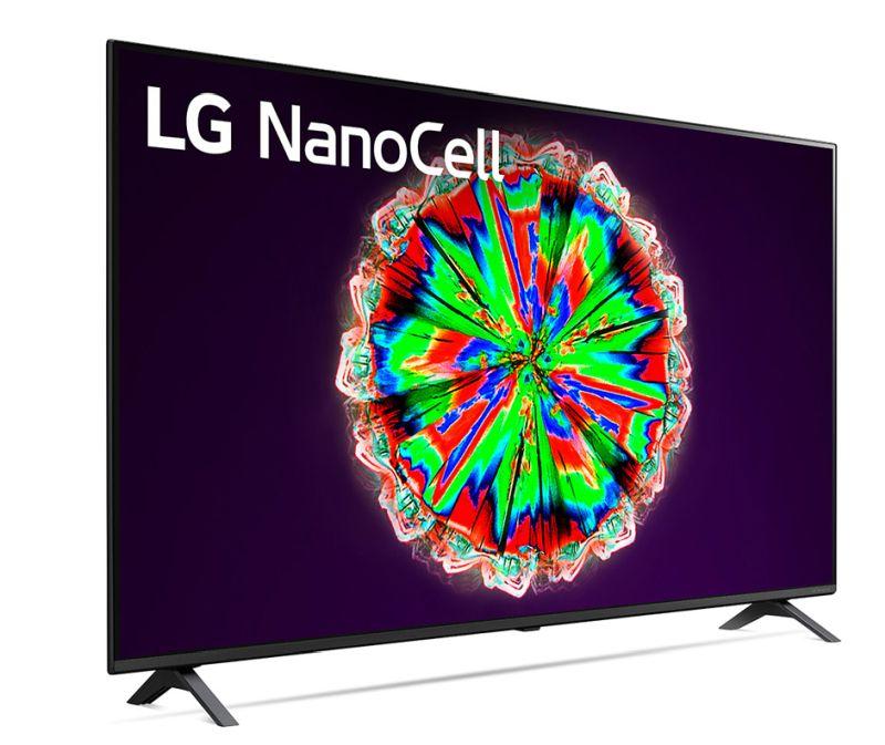 LG 55NANO803: test