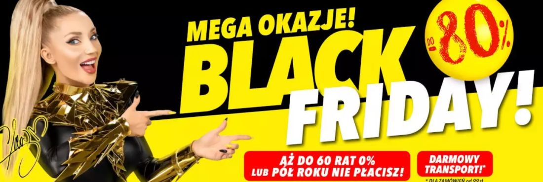 Black Friday Media Expert