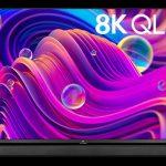 TCL QLED 75X915 (75X91): nowy telewizor 8K z soundbarem