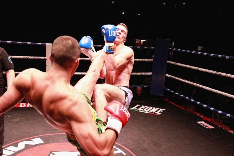 Gala boksu w Londynie
