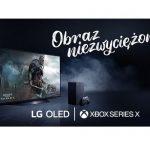 Promocja na TV LG OLED: zgarnij Xbox X za darmo!