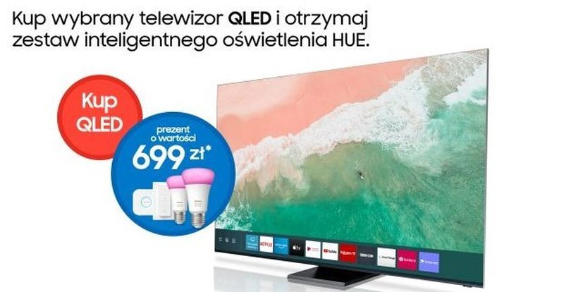 Kup telewizor Samsung QLED