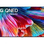 LG QNED Mini LED: pierwszy nowy telewizor (2021)