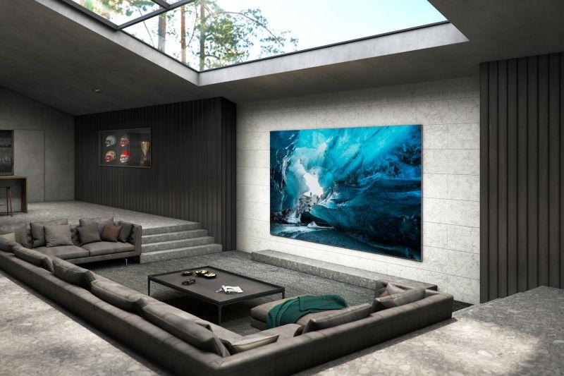 Telewizory Samsung 2021
