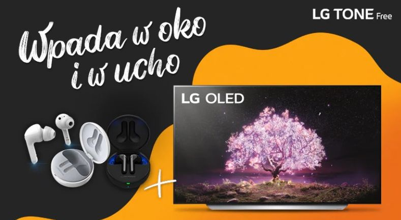 Kup telewizor LG