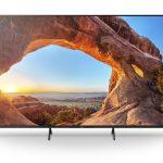 Sony KD-55X85J: telewizor 100 Hz w promocji