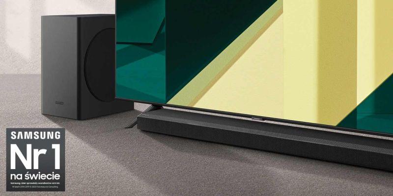 Telewizory Samsung w promocji
