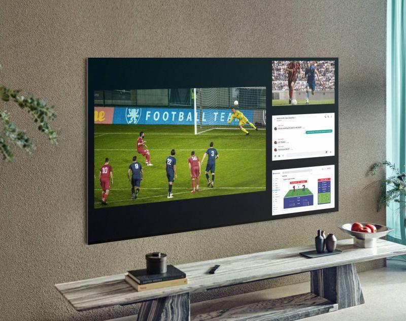 Najlepsze telewizory Samsung 2021