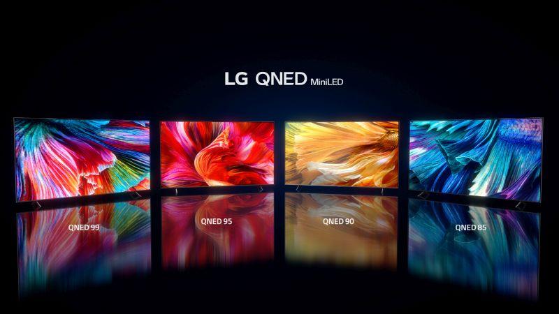 Telewizory LG 2021