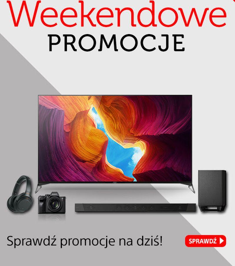 Weekendowe promocje