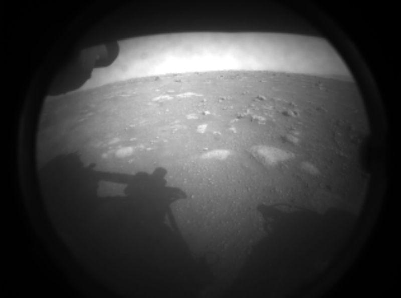 Gdzie oglądać lądowanie na Marsie